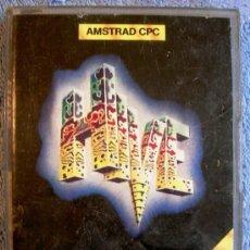 Videojuegos y Consolas: JUEGO AMSTRAD EN CAJA GRANDE - HIVE - FIREBIRD. CASETTE PROEIN EDICION ORO.. Lote 36967124