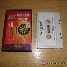 Videojuegos y Consolas: JUEGO CINTA CASSETTE AMSTRAD ON THE OCHE. Lote 37566933