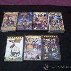 Jeux Vidéo et Consoles: JJ JUEGO CASSETE AMSTRAD LOTE DE 7 JUEGOS DIFERENTES. Lote 32532083