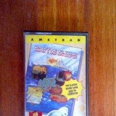 Videojuegos y Consolas: JUEGO BATTLE SHIPS AMSTRAD ELITE SYSTEMS ENCORE 1988. Lote 38862821