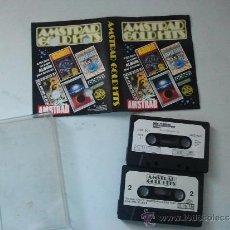 Videojuegos y Consolas: JUEGO AMSTRAD CINTA GOLD HITS. Lote 39006679
