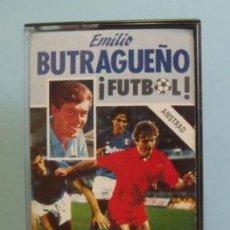 Videojuegos y Consolas: JUEGO EMILIO BUTRAGUEÑO FUTBOL - AMSTRAD. Lote 39863527