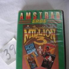Videojuegos y Consolas: ANTIGUO JUEGO AMSTRAD DISCO - 4 EN 1 - ENVIO GRATIS A ESPAÑA . Lote 45303749