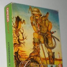 Videojuegos y Consolas: LIVINGSTONE SUPONGO 2 [OPERA SOFT] 1987 [AMSTRAD CPC] II. Lote 45487909