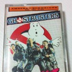 Videojuegos y Consolas: GHOSTBUSTERS [ACTIVISION] 1985 RICOCHET BY MASTERTRONIC [AMSTRAD CPC] CAZAFANTASMAS. Lote 49280703