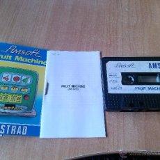 Videojuegos y Consolas: FRUIT MACHINE AMSTRAD CPC 464. Lote 47629332