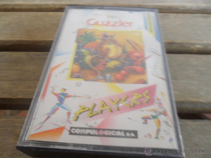 JUEGO VIDEOJUEGOS DE LA CONSOLA AMSTRAD GUZZLER (Juguetes - Videojuegos y Consolas - Amstrad)