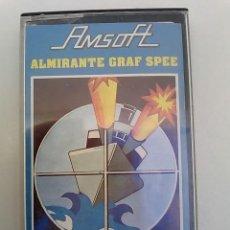 Videojuegos y Consolas: ALMIRANTE GRAF SPEE -AMSOFT -AMSTRAD. Lote 48221842