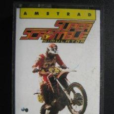 Videojuegos y Consolas: JUEGO AMSTRAD. Lote 48311478