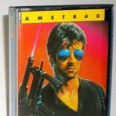 Videojuegos y Consolas: COBRA [OCEAN SOFTWARE] 1986 - ERBE SOFTWARE [AMSTRAD CPC] STALLONE. Lote 48482941