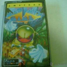 Videojuegos y Consolas: JUEGO EN CINTA AMSTRAD TOPO MAD MIX GAME. Lote 48824210