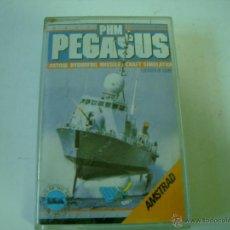 Videojuegos y Consolas: JUEGO EN CINTA PHM PEGASUS AMSTRAD DRO. Lote 48824331