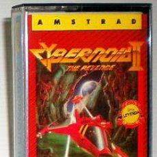 Videojuegos y Consolas: CYBERNOID II: THE REVENGE [HEWSON CONSULTANTS] 1988 - ERBE SOFWARE [AMSTRAD CPC] 2. Lote 48890409