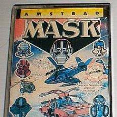Videojuegos y Consolas: MASK [GRAPHICS GRAPHICS] [1987] ERBE SOFTWARE [AMSTRAD CPC]. Lote 42229182