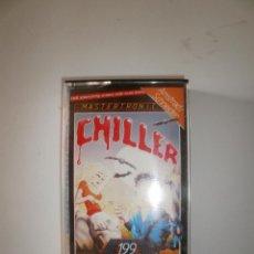 Videojuegos y Consolas: JUEGO AMSTRAD CHILLER. Lote 49568844