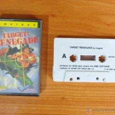 Videojuegos y Consolas: JUEGO AMSTRAD 'TARGET RENEGADE'.. Lote 50163110