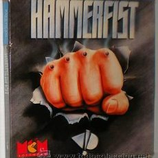 Videojuegos y Consolas: HAMMERFIST [ACTIVISION] 1990 - MCM SOFTWARE / ERBE SOFTWARE [AMSTRAD CPC]. Lote 50618320