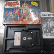 Videojuegos y Consolas: JUEGO DRAZEN PETROVIC BASKET EN CAJA DISCO. Lote 51704759