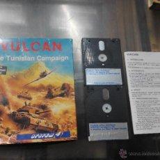 Videojuegos y Consolas: VIDEO JUEGO VULCAN EN CAJA 2 DISCOS. Lote 51704837