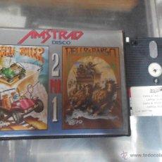 Videojuegos y Consolas: VIDEO JUEGO ROCK-N Y WELLS Y FARGO 2X1 EN CAJA UN DISCO. Lote 51705064