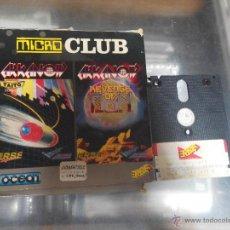 Videojuegos y Consolas: VIDEO JUEGO ARKANOID Y ARKANOID 2 ,2X1 UN SOLO DISCO EN CAJA MICRO CLUB. Lote 51705491