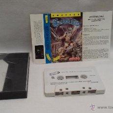 Videojuegos y Consolas: AMSTRAD - JUEGO STORMLORD DE AMSTRAD . Lote 51720884
