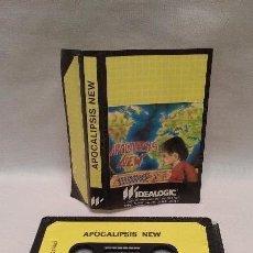 Videojuegos y Consolas: AMSTRAD - JUEGO APOCALIPSIS NEW DE AMSTRAD . Lote 51720990