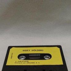 Videojuegos y Consolas: AMSTRAD - JUEGO RISKY HOLDING DE AMSTRAD . Lote 51721051