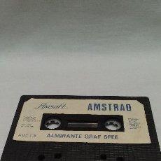 Videojuegos y Consolas: AMSTRAD - JUEGO ALMIRANTE GRAF SPEE DE AMSTRAD . Lote 51721231