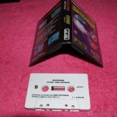 Videojuegos y Consolas: AMSTRAD MAPGAME ERBE 1ª EDC 1985 ESTUCHE SPANISH VERSION. Lote 51679647