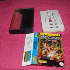 Videojuegos y Consolas: GAME FOR AMSTRAD ERBE RYGAR SPANISH VERSION 1987 BY TECMO. Lote 51679603