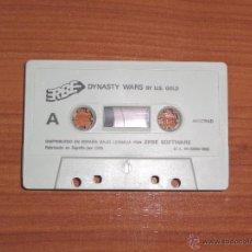 Videojuegos y Consolas: JUEGO AMSTRAD 'DYNASTY WARS', SIN CAJA.. Lote 51982087