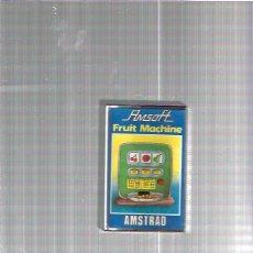 Videojuegos y Consolas: AMSTRAD FRUIT MACHINE. Lote 52439878