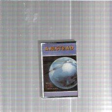 Videojuegos y Consolas: AMSTRAD GUSANIN CARRERA ALPINA. Lote 52439941