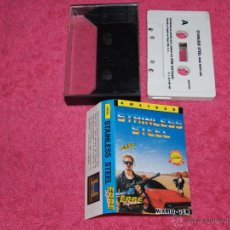 Videojuegos y Consolas: AMSTRAD ERBE STAINLESS STEEL SPANISH VERSION 1986 MIKRO GEN. Lote 52534553