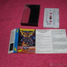 Videojuegos y Consolas: AMSTRAD ERBE FORGOTTEN WORLDS SPANISH VERSION 1988 CAPCOM. Lote 52534590