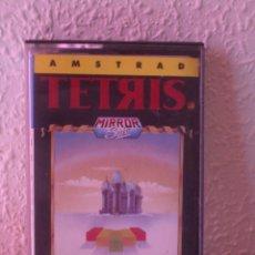 Videojuegos y Consolas: JUEGO AMSTRAD TETRIS. Lote 52627324