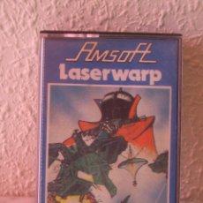 Videojuegos y Consolas: JUEGO AMSTRAD LASERWARP. Lote 52627391