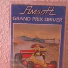 Videojuegos y Consolas: JUEGO AMSTRAD GRAND PRIX DRIVER. Lote 52627441