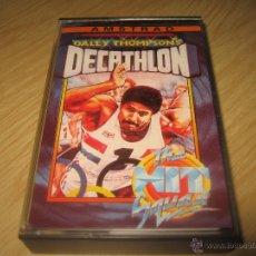 Videojuegos y Consolas: DALEY THOMSONS DECATHLON AMSTRAD. Lote 52849888