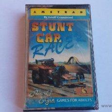 Videojuegos y Consolas: AMSTRAD JUEGO PRECINTADO STUNT CAR RACER. Lote 52938100
