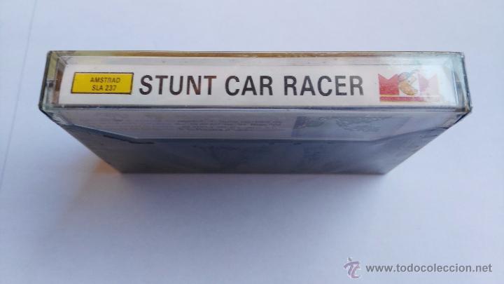 Videojuegos y Consolas: amstrad juego precintado stunt car racer - Foto 2 - 52938100