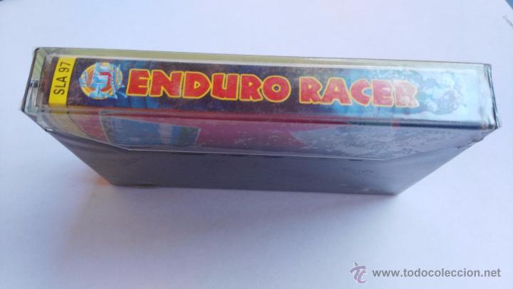 Videojuegos y Consolas: amstrad juego precintado enduro racer - Foto 3 - 52938176