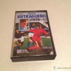 Videojuegos y Consolas: EMILIO BUTRAGUEÑO FUTBOL AMSTRAD/JUEGO PARA ORDENADOR AMSTRAD EMILIO BUTRAGUEÑO TOPO SOFT. Lote 52938749