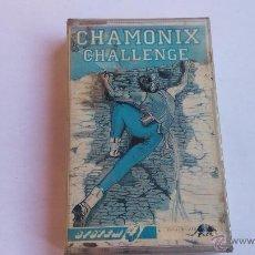 Videojuegos y Consolas: AMSTRAD JUEGO PRECINTADO CHAMONIX CHALLENGE. Lote 52952581