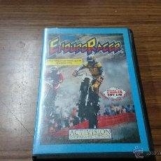 Videojuegos y Consolas: JUEGO CASSETTE AMSTRAD ENDURO RACER 1987 CINTA AMSTRAD. Lote 52962991