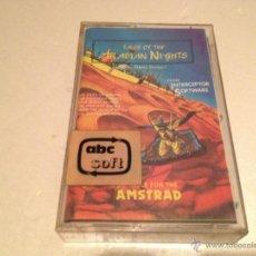 Videojuegos y Consolas: TALES OF THE ARABIAN NIGHTS AMSTRAD/JUEGO PARA ORDENADOR AMSTRAD TALES OF THE ARABIAN NIGHTS. Lote 53256620