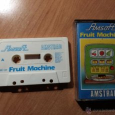 Videojuegos y Consolas: FRUIT MACHINE - AMSTRAD. Lote 53449812