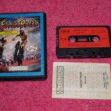 Videojuegos y Consolas: AMSTRAD PROEIN SOFT LINE ENDURO RACER 1986 VERSION ESPAÑOLA ESTUCHE. Lote 53548091