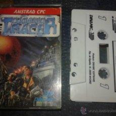 Videojuegos y Consolas: JUEGO CASETE AMSTRAD,COMANDO TRACER,CASETTE AMSTRAD,CINTA AMSTRAD. Lote 53811526